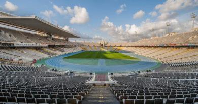 Олимпийская Барселона