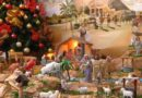 Рождественские вертепы в Барселоне