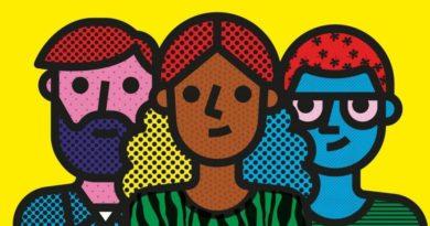 Плакат в честь феминизма в Испании