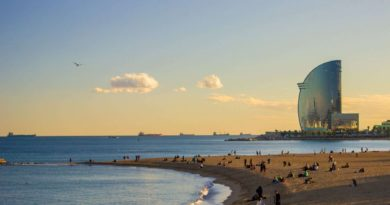 Прибрежная Барселона